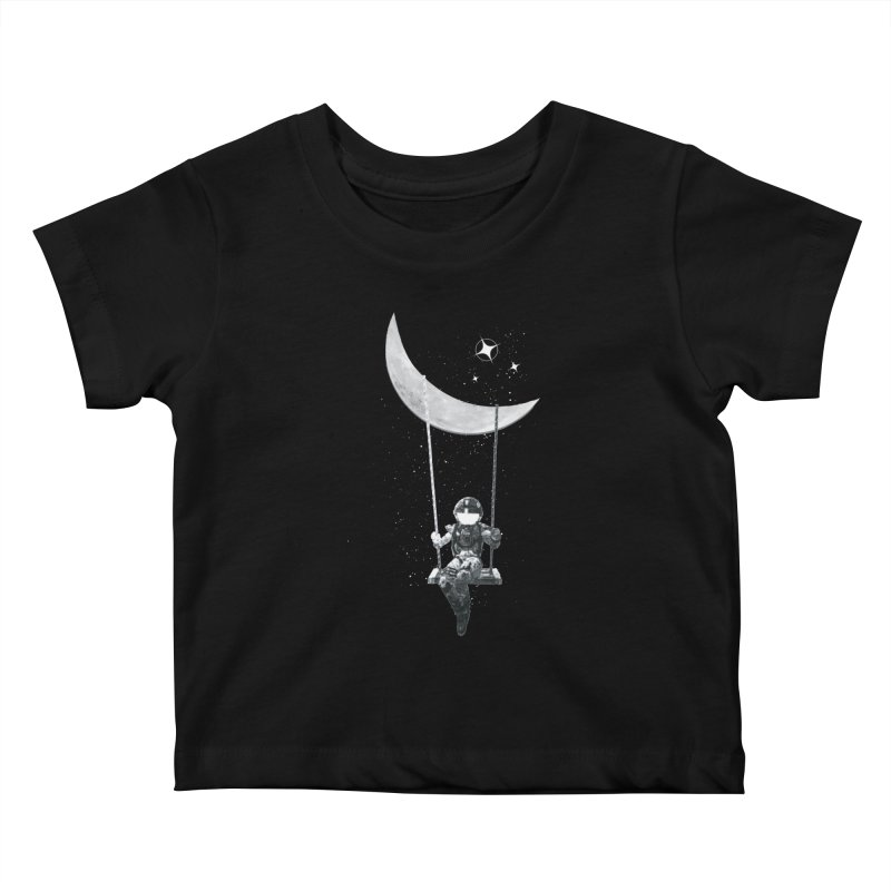 Star Swing Kids Baby T-Shirt by