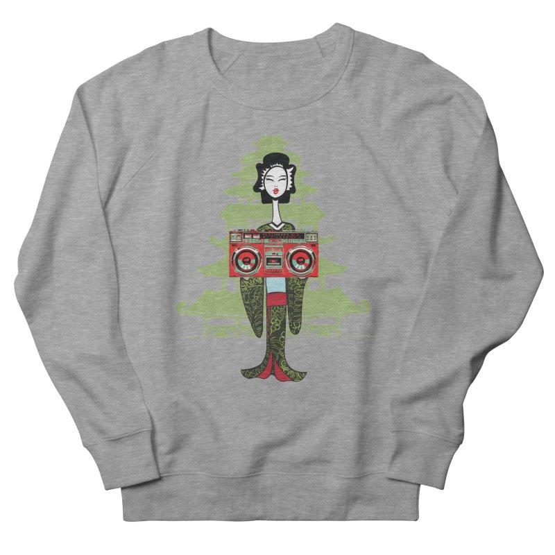 Boombox Geisha Men's Sweatshirt by
