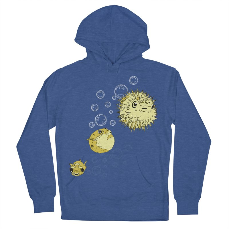 Puffer Attack Women's Pullover Hoody by