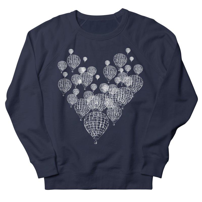 Heart Balloons Women's Sweatshirt by