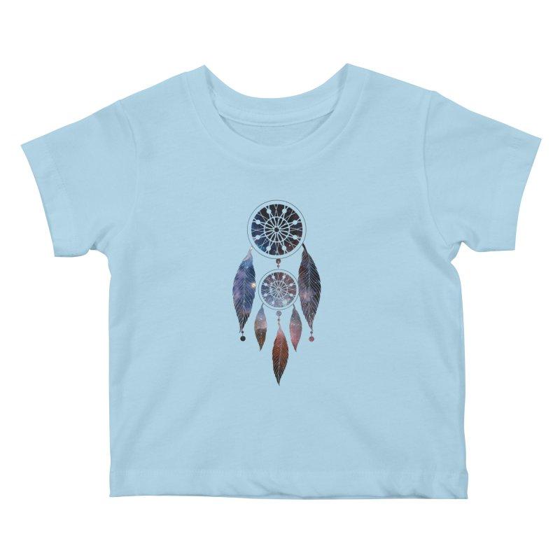 Dreamcatcher Kids Baby T-Shirt by