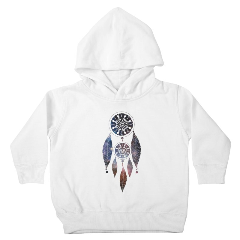 Dreamcatcher Kids Toddler Pullover Hoody by