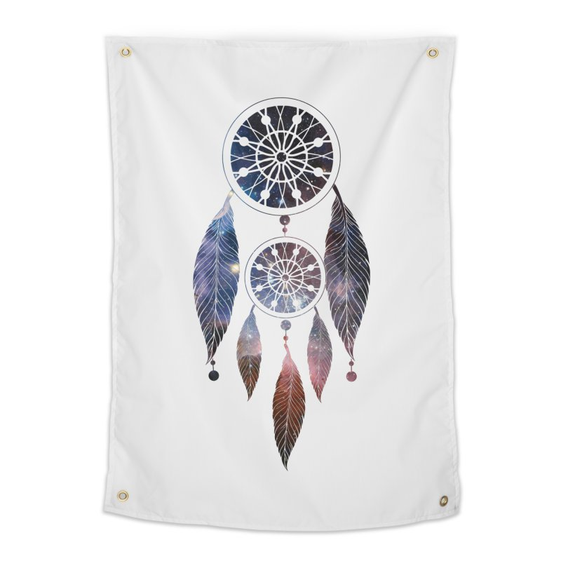 Dreamcatcher Home Tapestry by