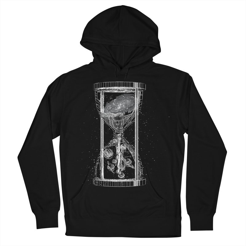 Astro Hourglass Men's Pullover Hoody by