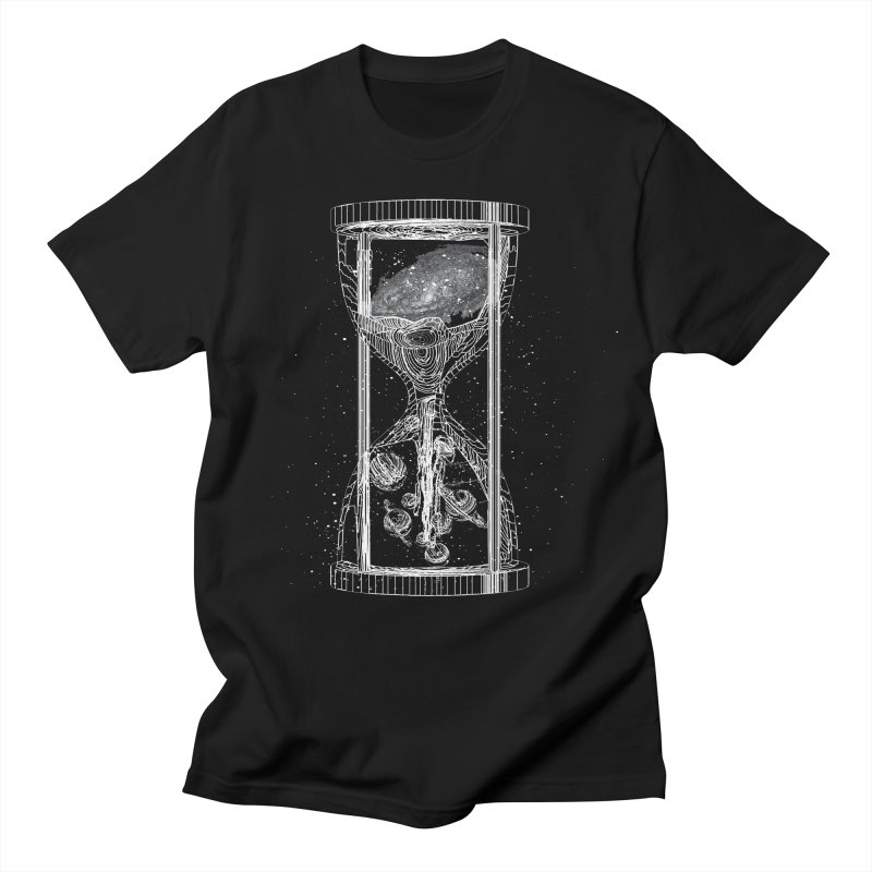 Astro Hourglass Men's T-Shirt by