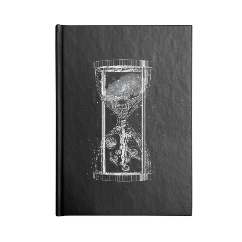 Astro Hourglass Accessories Notebook by