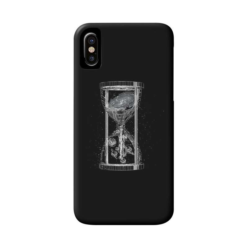 Astro Hourglass Accessories Phone Case by