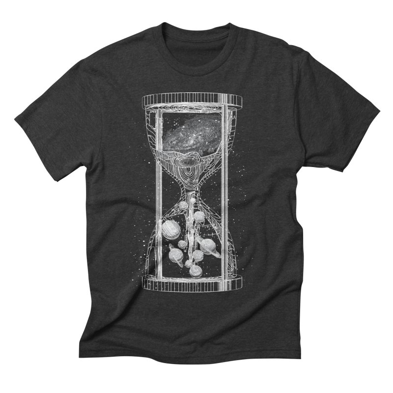 Astro Hourglass Men's Triblend T-Shirt by