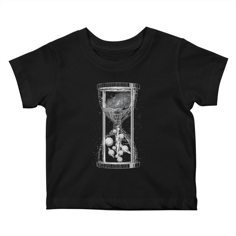 Astro Hourglass Kids Baby T-Shirt by