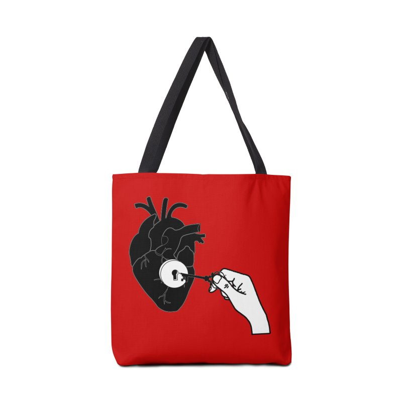 Unlock My Heart Accessories Bag by