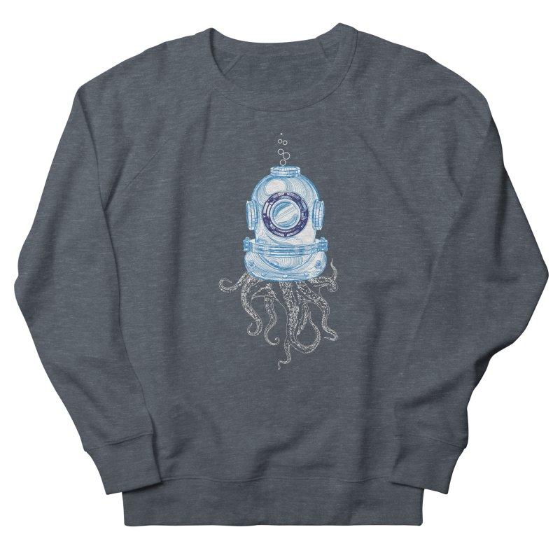 Deep Sea Octopus Men's Sweatshirt by