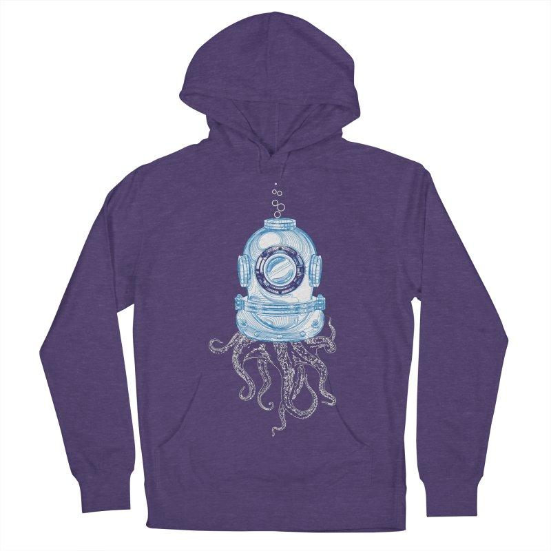 Deep Sea Octopus Women's Pullover Hoody by