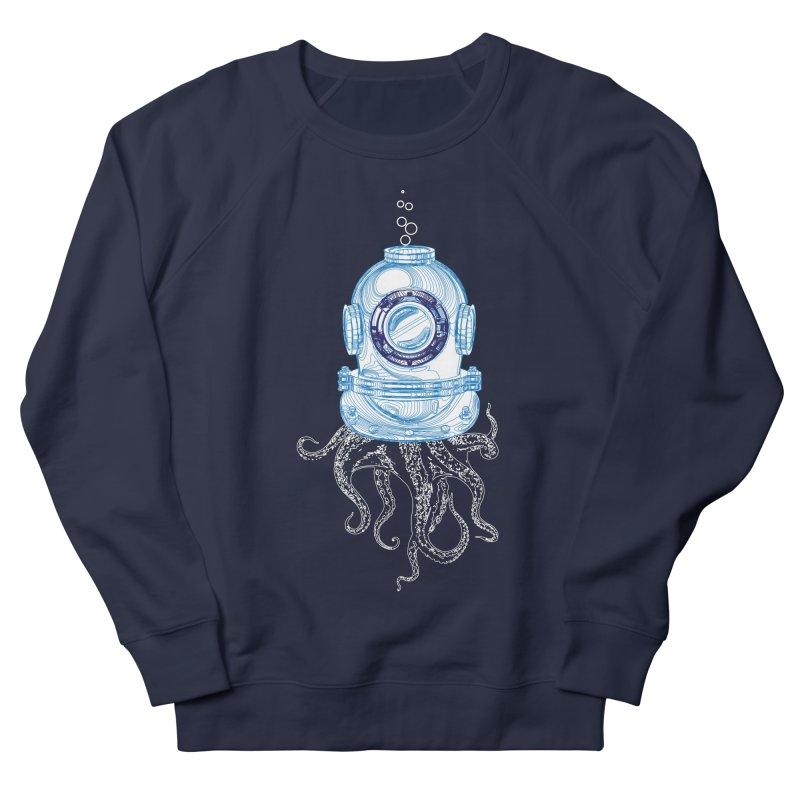 Deep Sea Octopus Women's Sweatshirt by