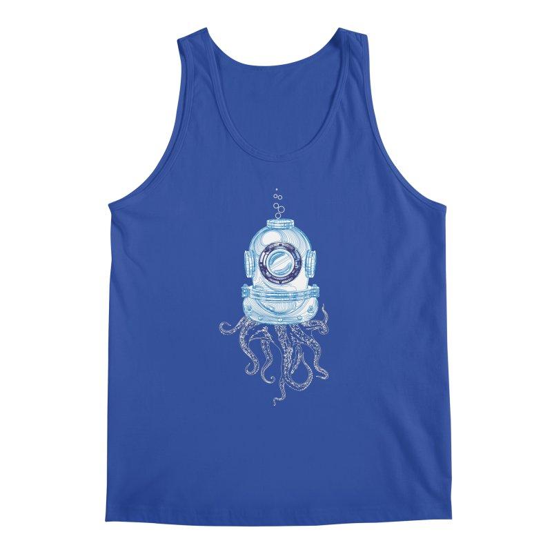 Deep Sea Octopus Men's Tank by