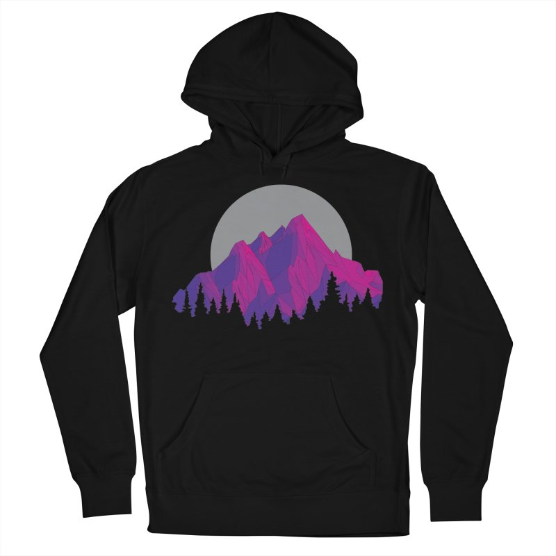 Purple Mountains Men's Pullover Hoody by