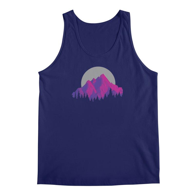 Purple Mountains Men's Tank by