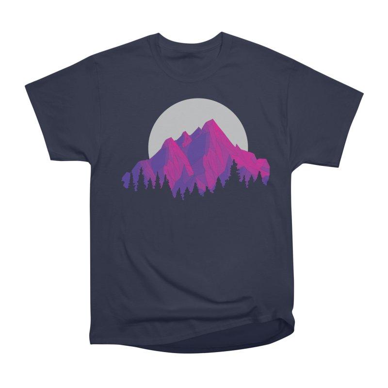 Purple Mountains Women's Classic Unisex T-Shirt by