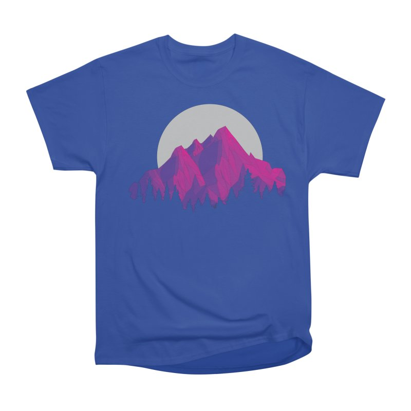 Purple Mountains Women's Classic Unisex T-Shirt by