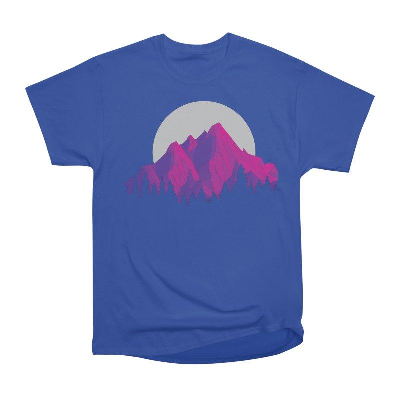 Purple Mountains Men's Classic T-Shirt by