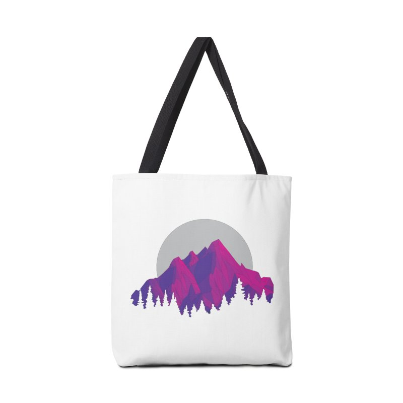 Purple Mountains Accessories Bag by