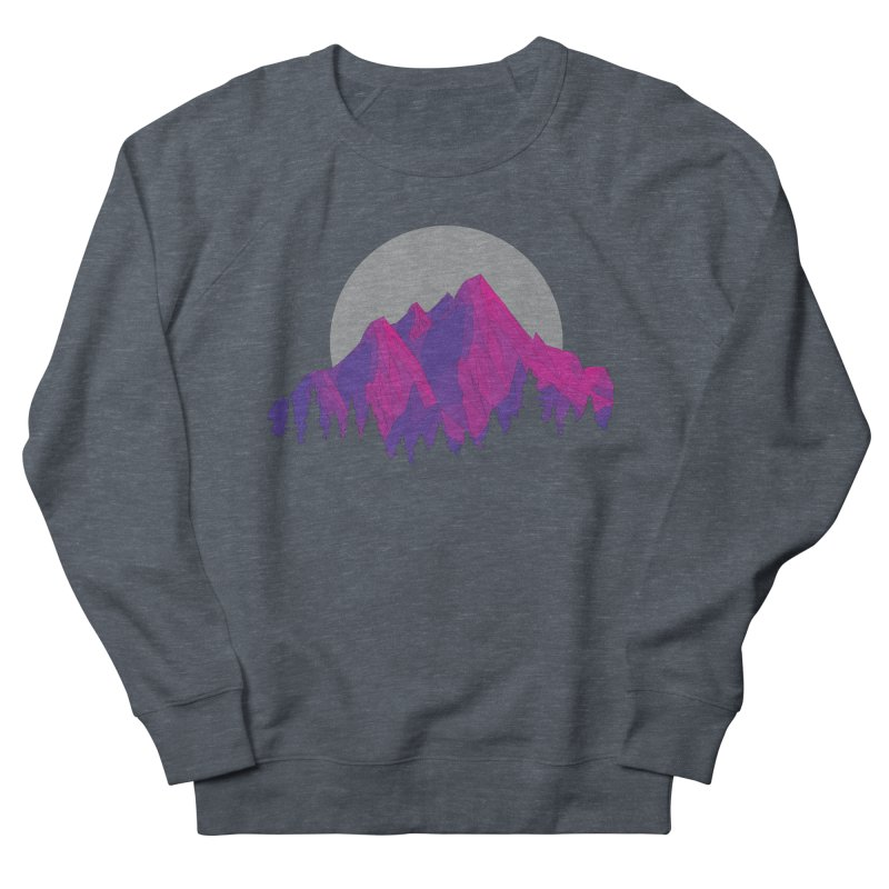 Purple Mountains Women's Sweatshirt by