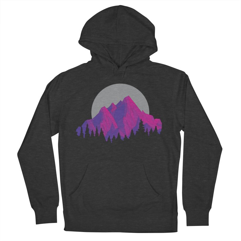 Purple Mountains Women's French Terry Pullover Hoody by
