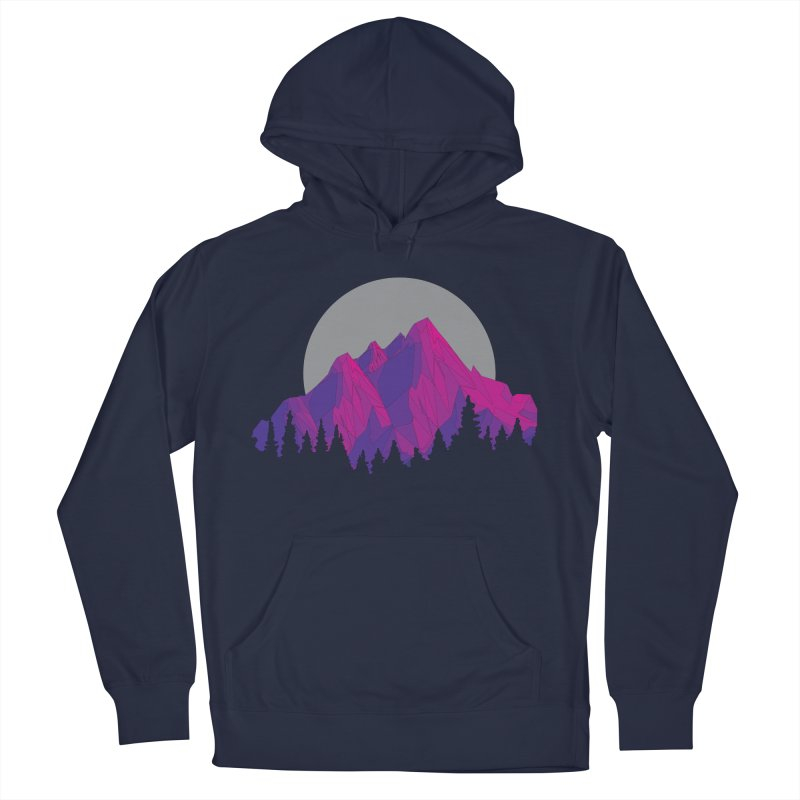 Purple Mountains Women's Pullover Hoody by