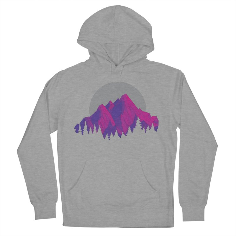 Purple Mountains Men's French Terry Pullover Hoody by
