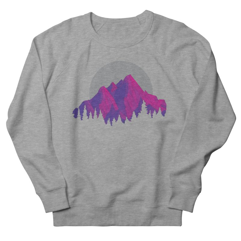 Purple Mountains Women's French Terry Sweatshirt by