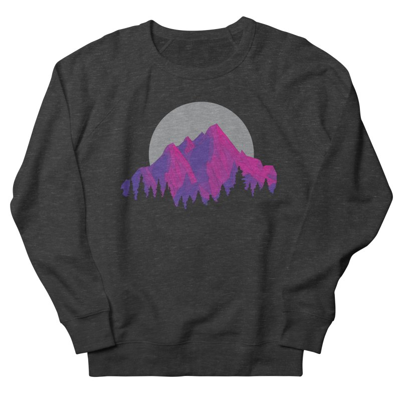 Purple Mountains Men's French Terry Sweatshirt by