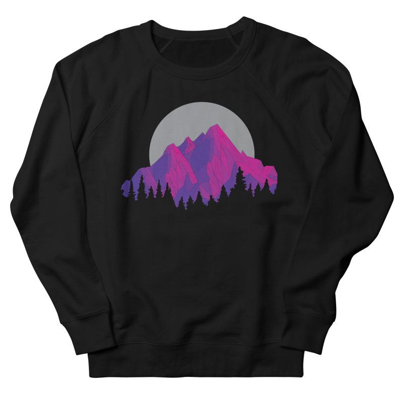 Purple Mountains Men's Sweatshirt by