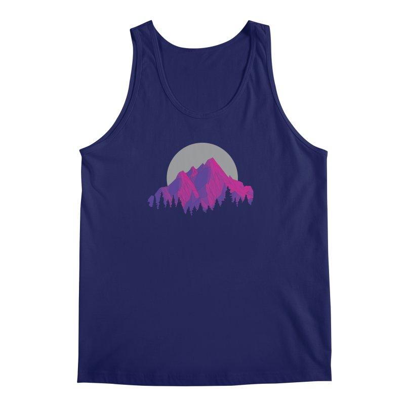 Purple Mountains Men's Regular Tank by