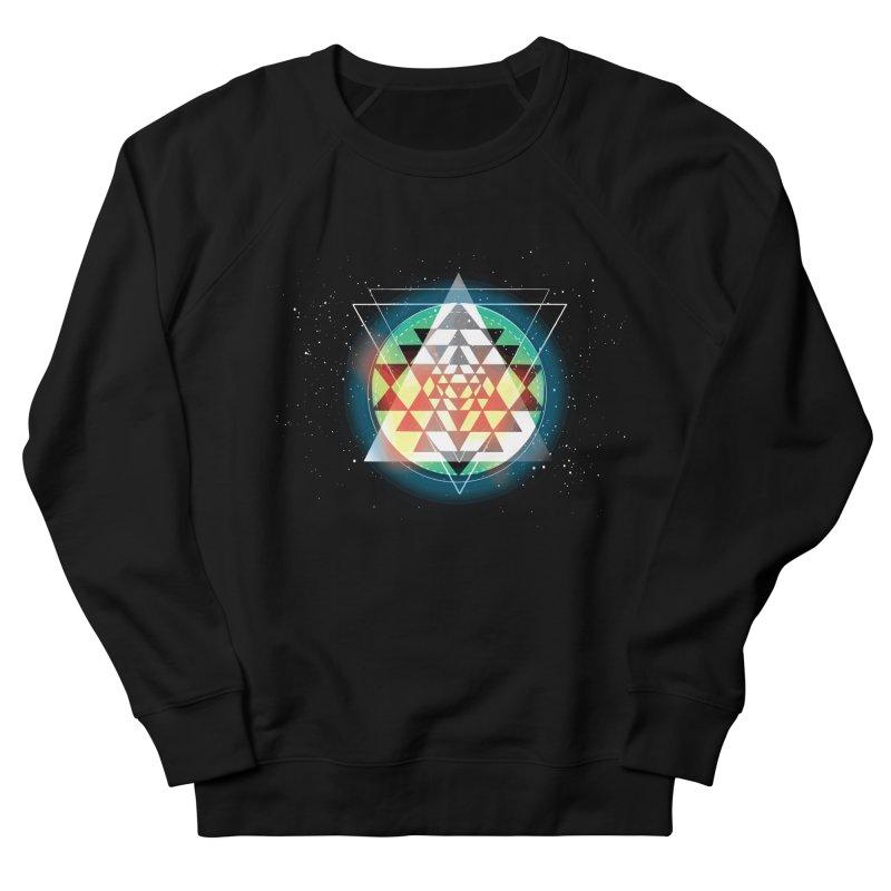 Sri Yantra Men's Sweatshirt by