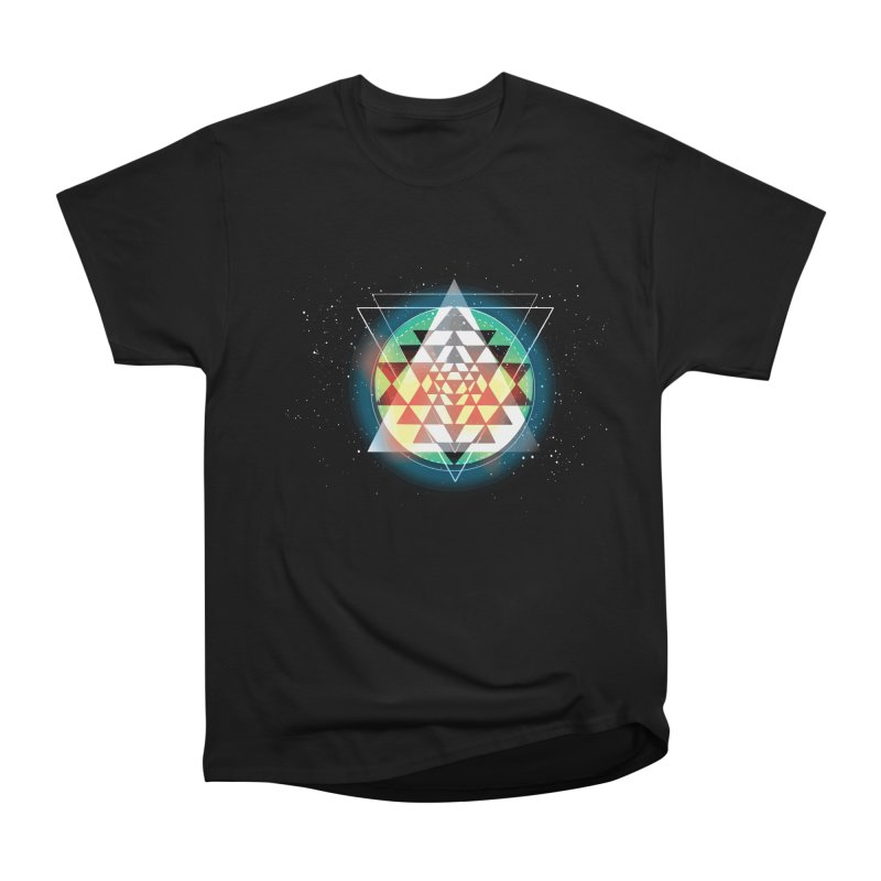 Sri Yantra Women's Classic Unisex T-Shirt by