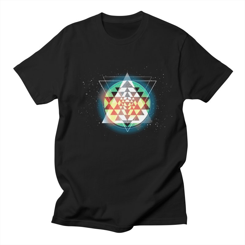Sri Yantra Men's T-Shirt by