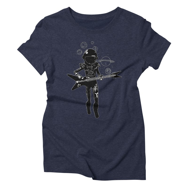 Space Jam Women's Triblend T-Shirt by