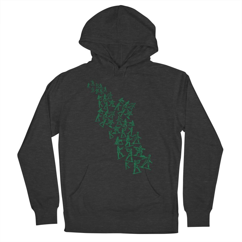 Toy Army Men Men's Pullover Hoody by