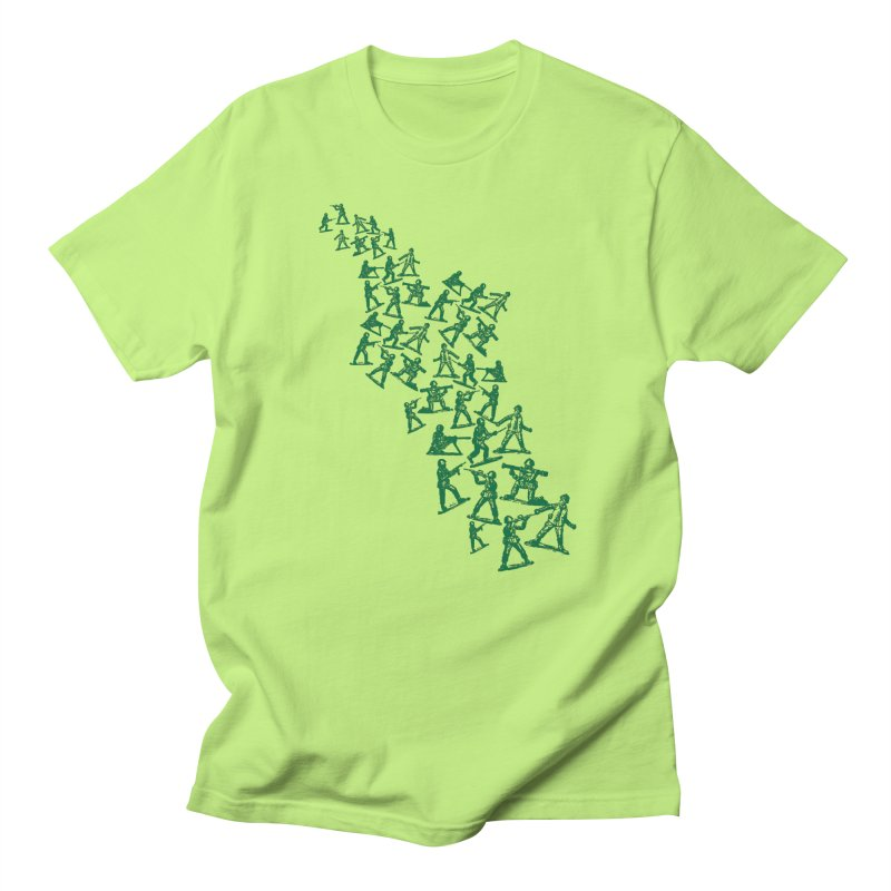 Toy Army Men Men's T-Shirt by