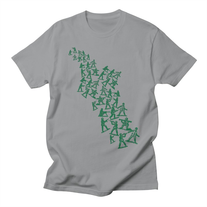 Toy Army Men Men's Regular T-Shirt by