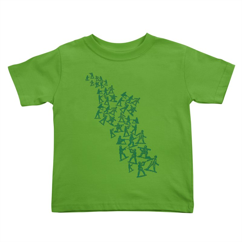 Toy Army Men Kids Toddler T-Shirt by