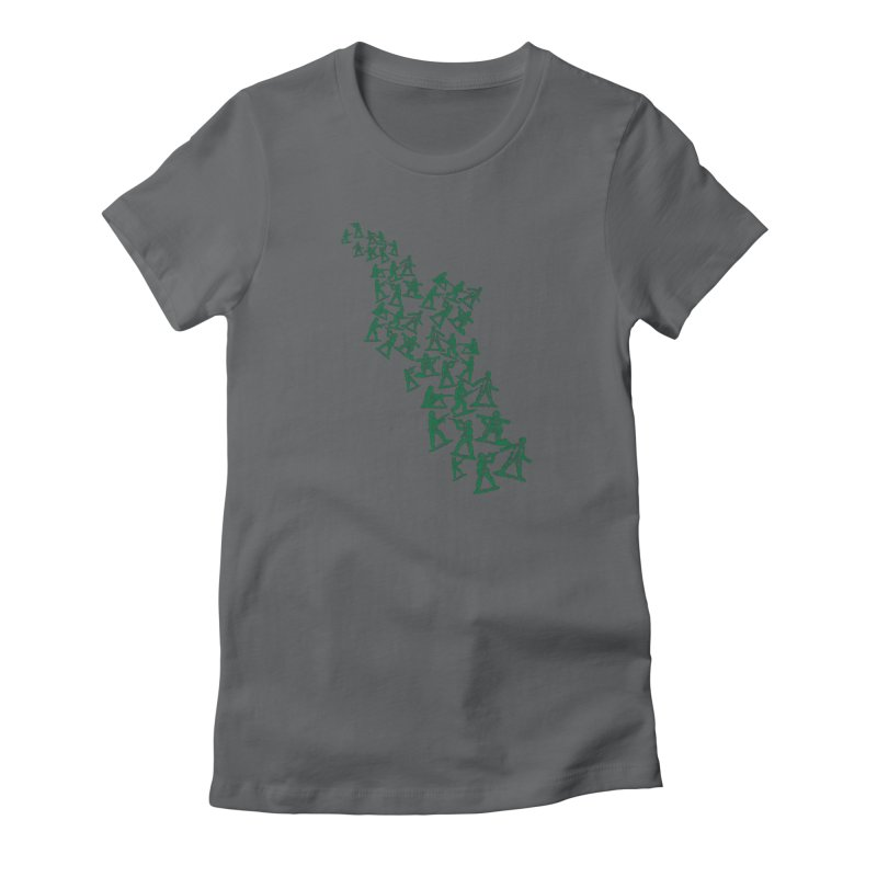 Toy Army Men Women's T-Shirt by