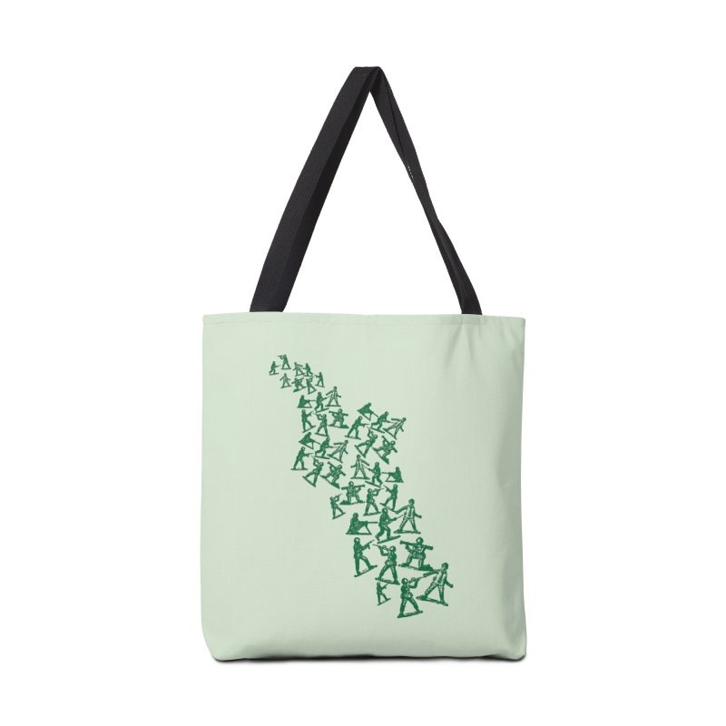 Toy Army Men Accessories Bag by