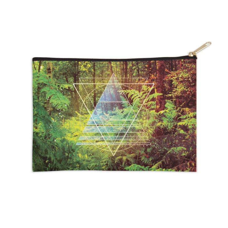 Zen Trail Accessories Zip Pouch by