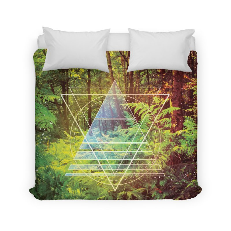 Zen Trail Home Duvet by