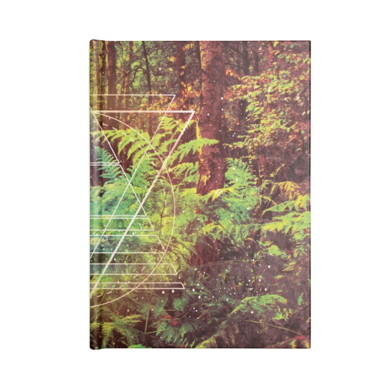 Zen Trail Accessories Notebook by