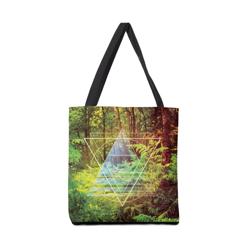 Zen Trail Accessories Tote Bag Bag by