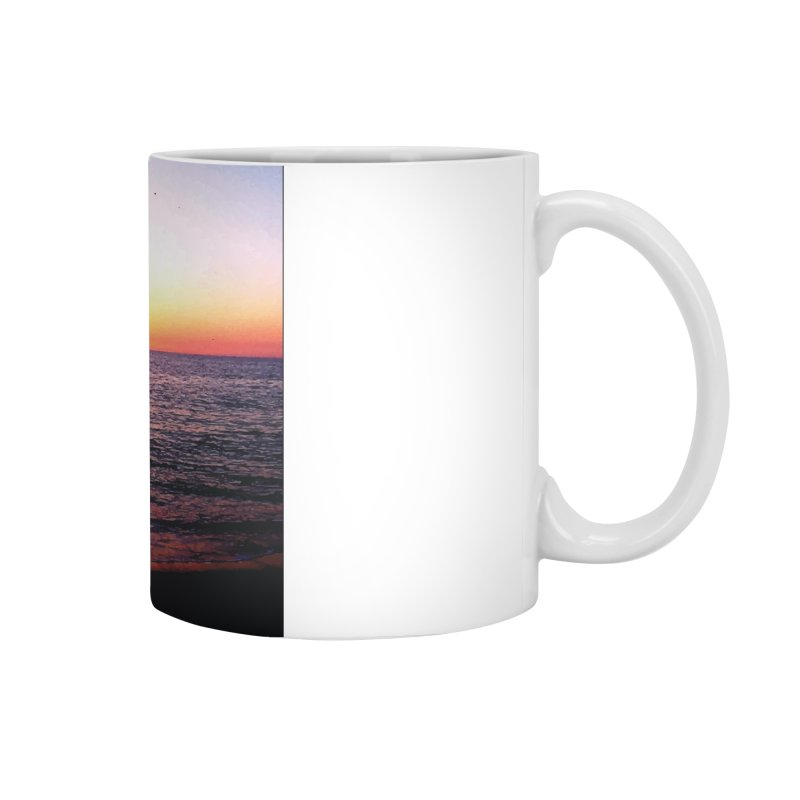 Astral Sunset Accessories Mug by
