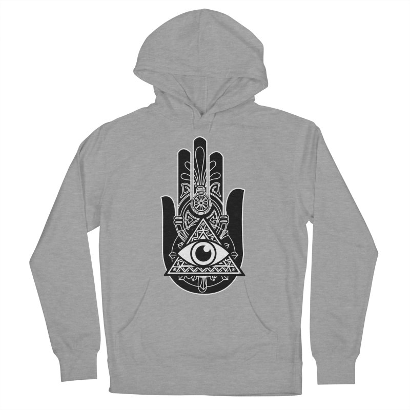 Hamsa Third Eye Women's Pullover Hoody by