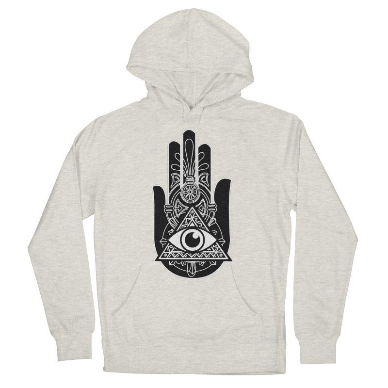 Hamsa Third Eye Women's Pullover Hoody by