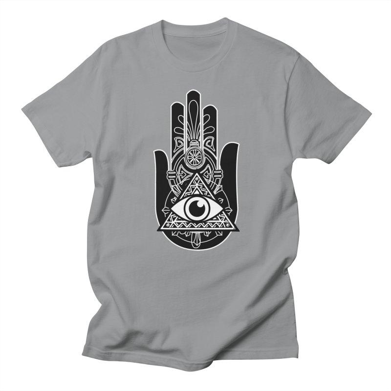 Hamsa Third Eye Men's T-Shirt by